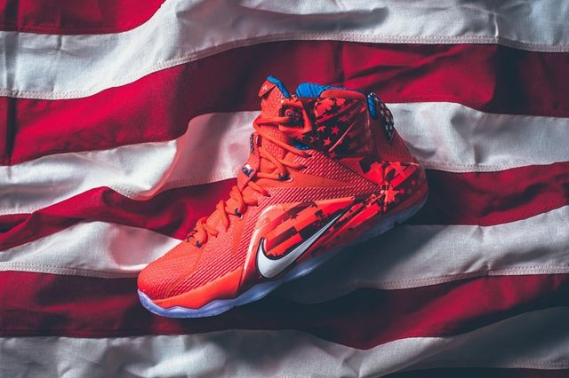 Nike Lb12 Independence Day Bumper 6