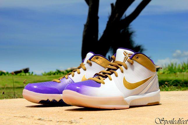 Nike Zoom Kobe 4 Mlk 1