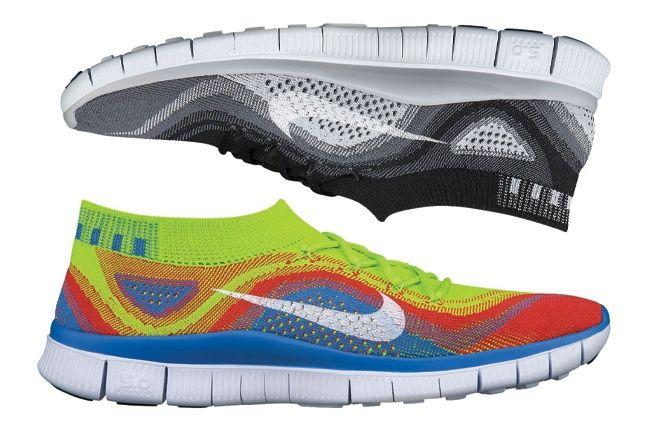 Nike Free Flyknit Mens 1