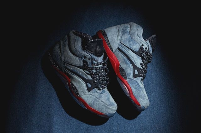 Social Status X Play Cloths X Reebok Axt Pump Feature