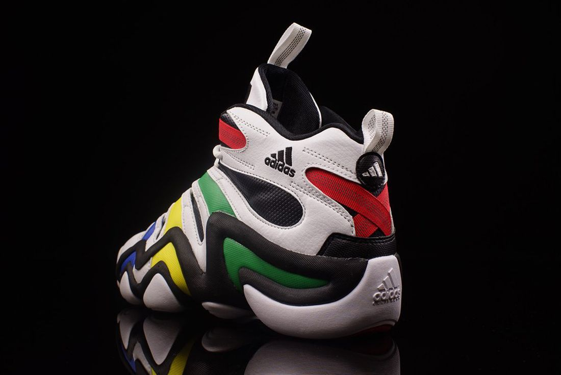 Adidas Crazy 8 Olympic Rings7