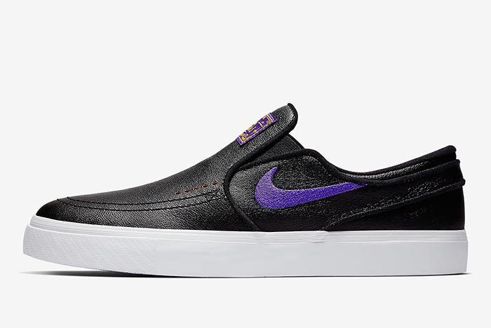 Nike Sb Nba Janoski La Lakers 1