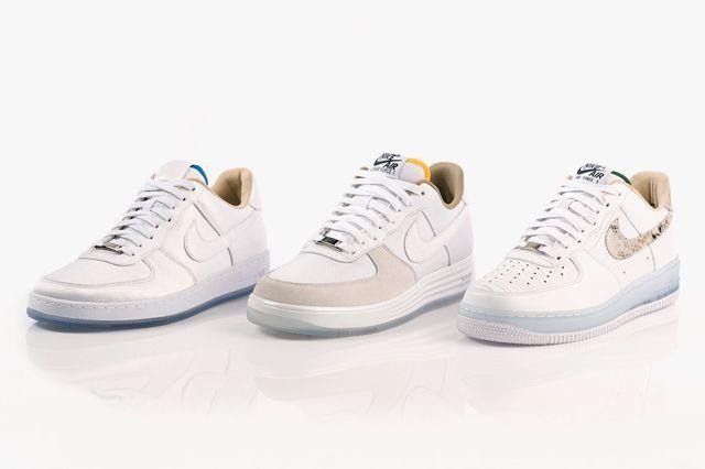 Nike Air Force 1 Brazil Pack 1