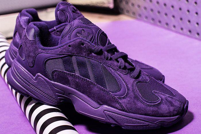 Adidas Yung 1 Purple 2