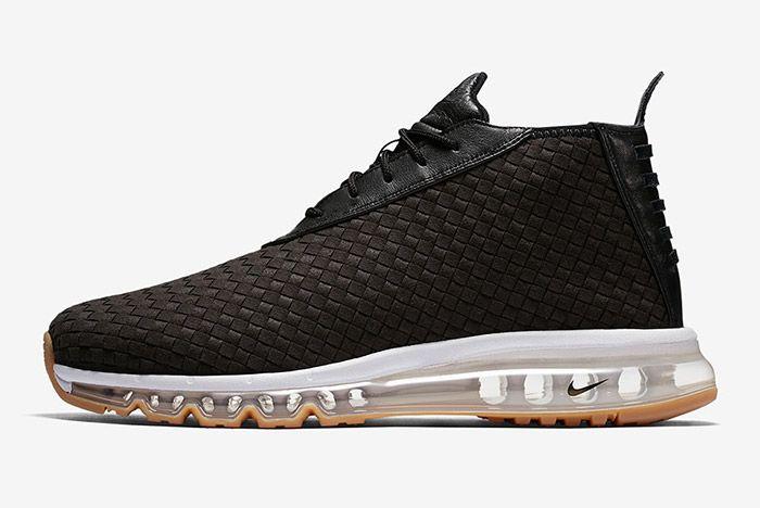 Nike Air Max Woven Boot Black 5
