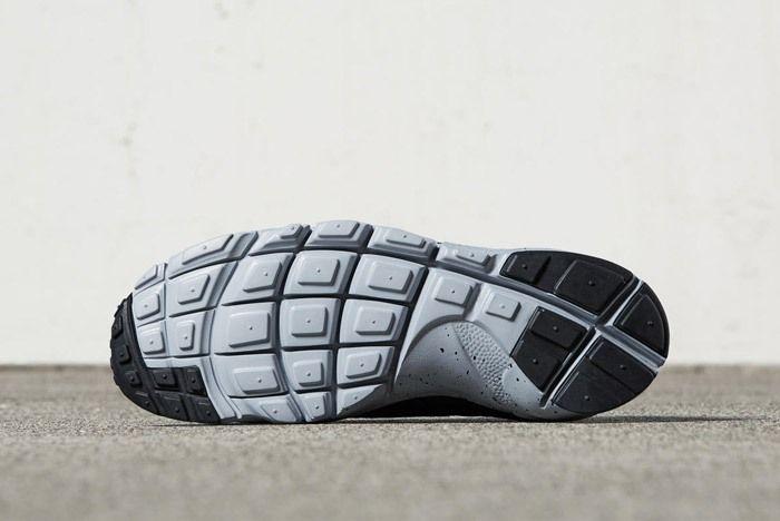 Nike Air Footscape Nm Black Wolf Grey Dark Grey 1