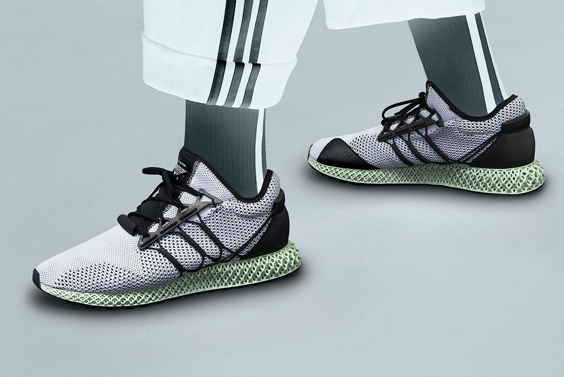 Adidas Y 3 Runner 4 D 4