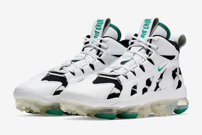 Nike Vapormax Gliese White Green Pair