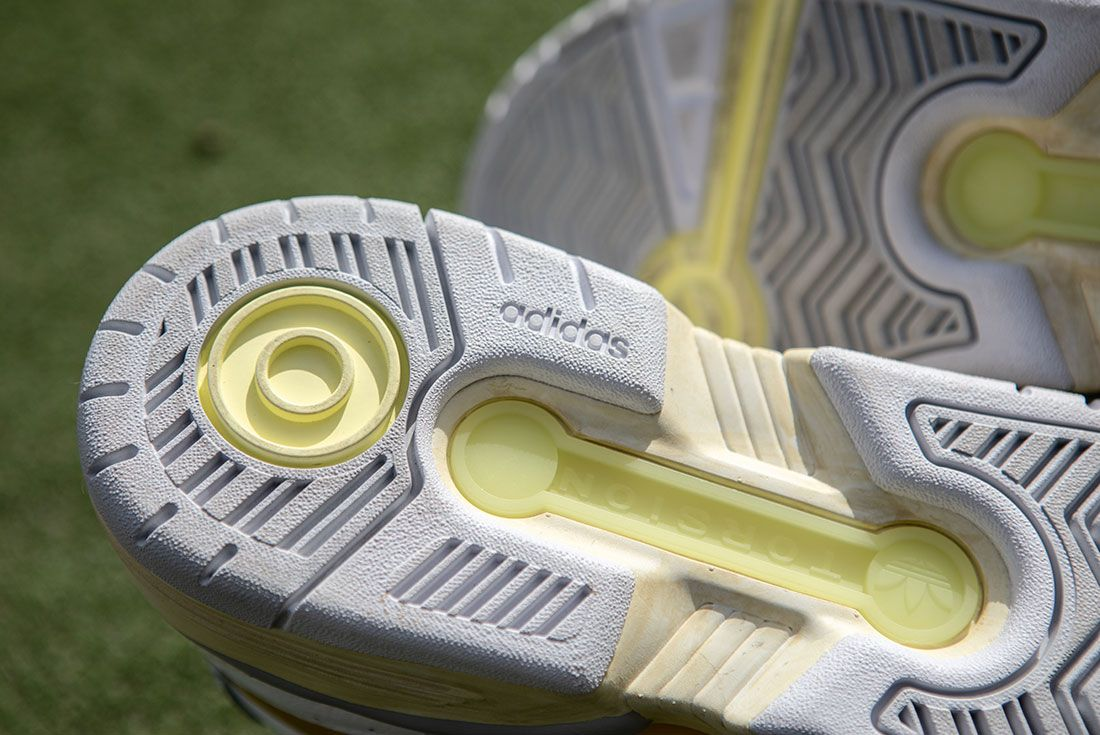 Highs And Lows Adidas Consortium Torsion Edberg Comp Release Date Sneaker Freaker Outsole Grass