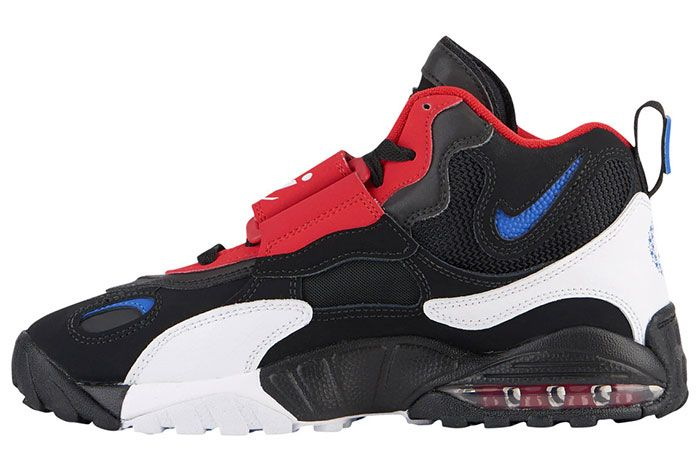 Nike Air Max Speed Turf Sixers Left