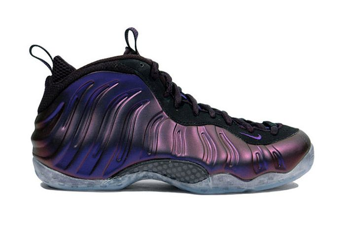 Nike Foamposite One 2017 Retro Og Eggplant Purple