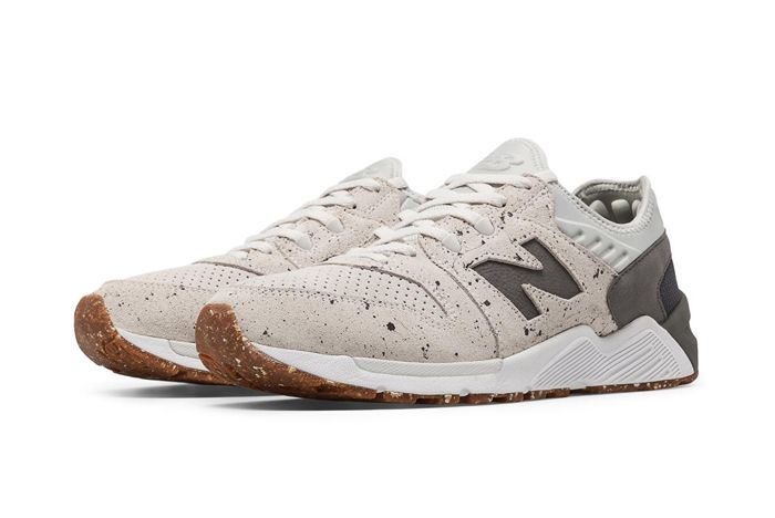 New Balance 009 Speckle Suede11