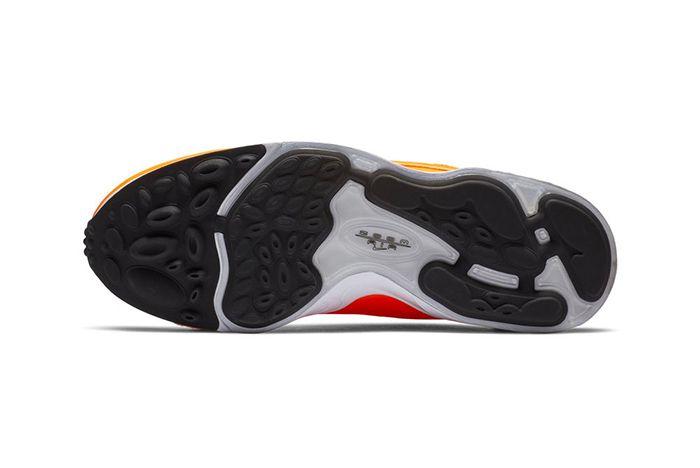 Nike Air Zoom Spiridon Orange 4