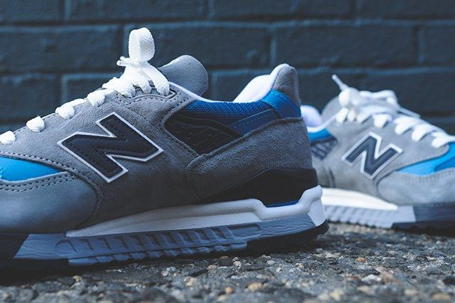 New Balance 998 Authors Collection Moby Dick 1