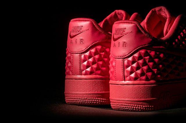 Nike Af1 Lv8 Vt Red Wish Bump 3