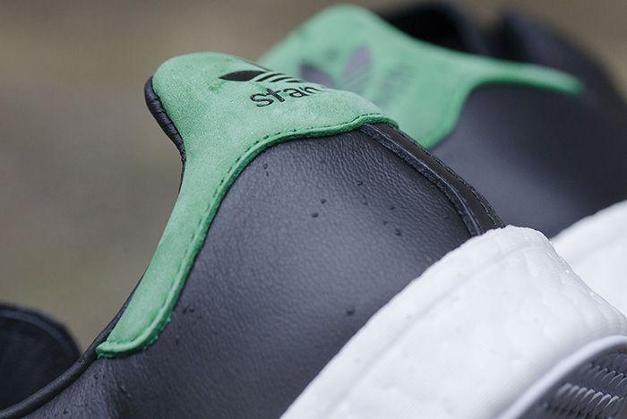 Adidas Originals Stan Smith Boost Black 5