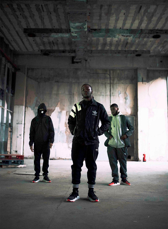 Adidas Prophere London England Fredo Suspect Harlem Spartans Sneaker Freaker 8