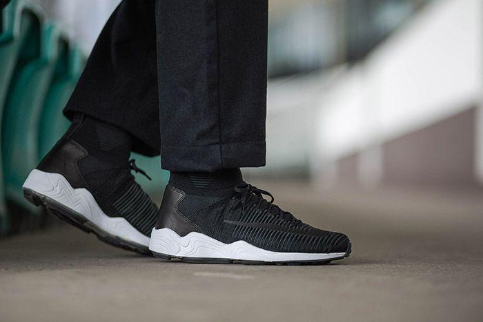 Nike Zoom Mercurial Flyknit Black 3