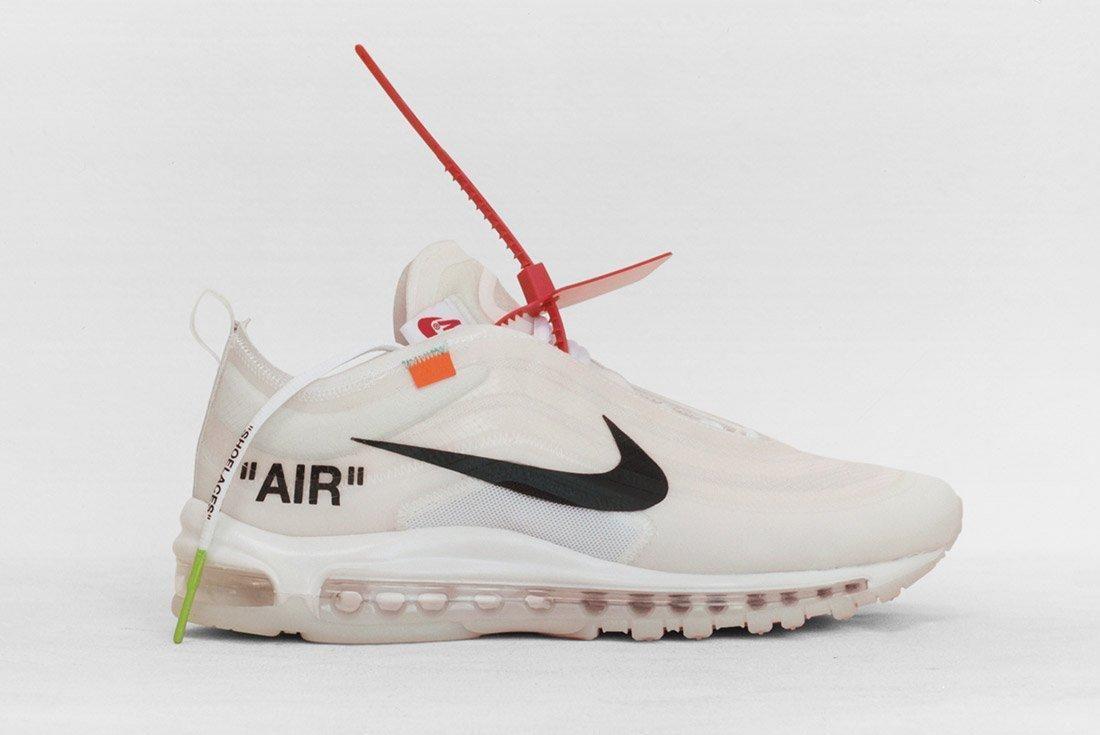 Material Matters Off White Virgil Abloh Nike Ten 2