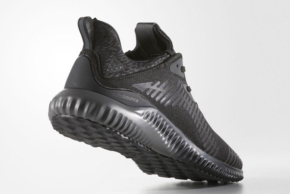 Adidas Alpha Bounce Xeno Triple Black1
