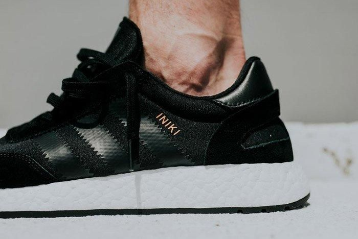 Adidas Iniki Runner Boost Core Black 6