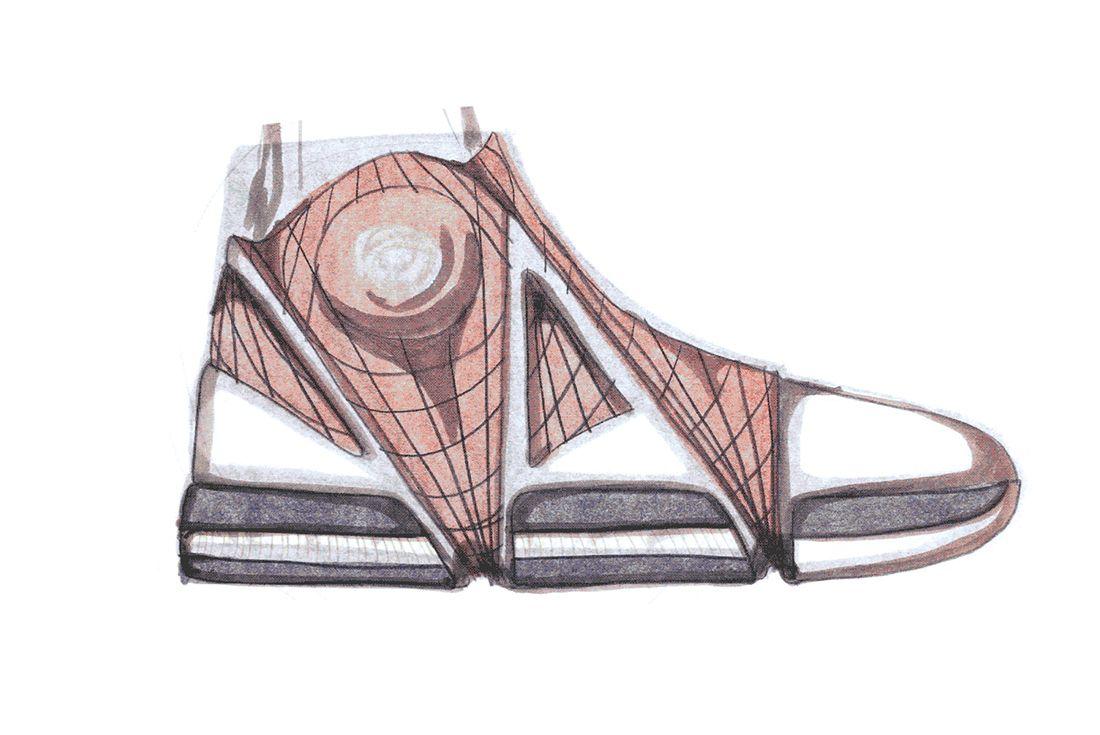 Creating The Air Jordan 16 – Behind The Design20