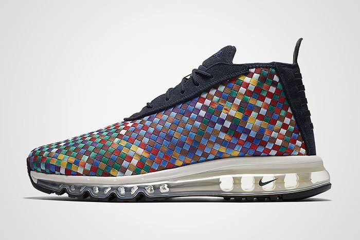 Nike Air Max Woven Boot Multicolour Thumb
