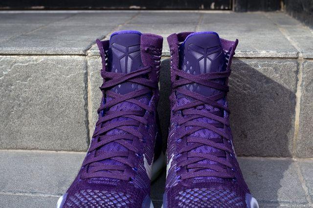 Nike Kobe X Elite Persian Violet Bumperoo 4