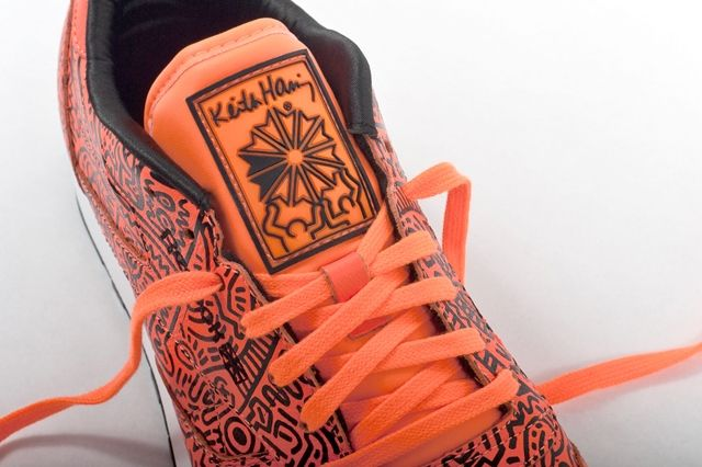 Keith Haring Reebok Classic Spring Summer 2014 Collection 2
