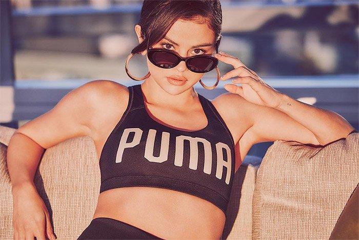 Selena Gomez Signs Puma 1