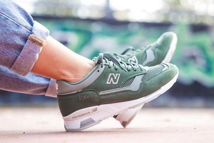 New Balance 1500 Womens Poison Ivy 3