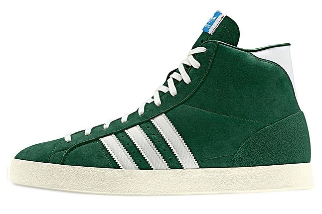 Adidas Basket Profi Green 1