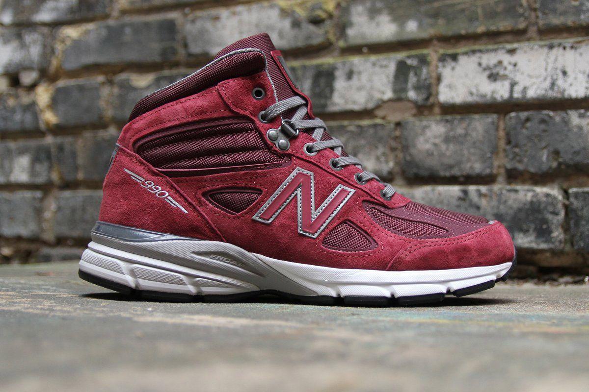 New Balance 990V4 Sneaker Freaker