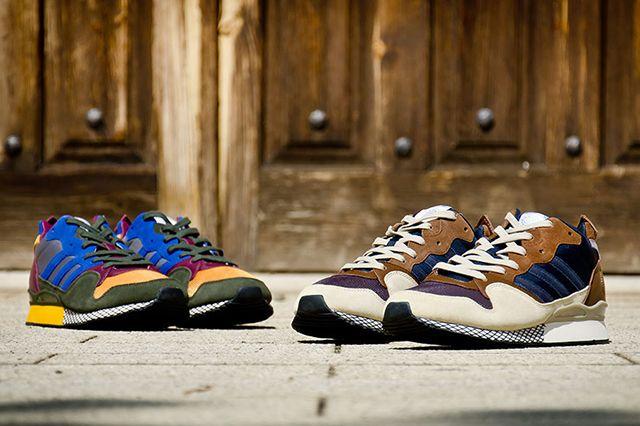 Kazuki X Adidas Zxz 930 Foot District 1