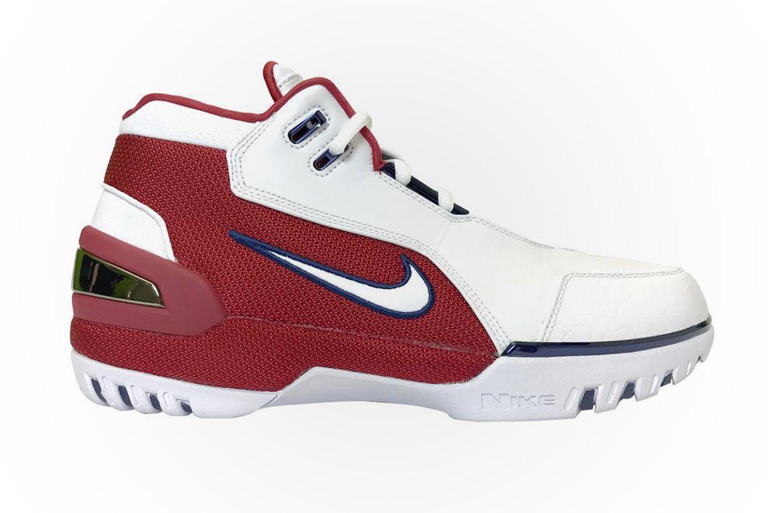 Nike Lebron Zoom Generation 12