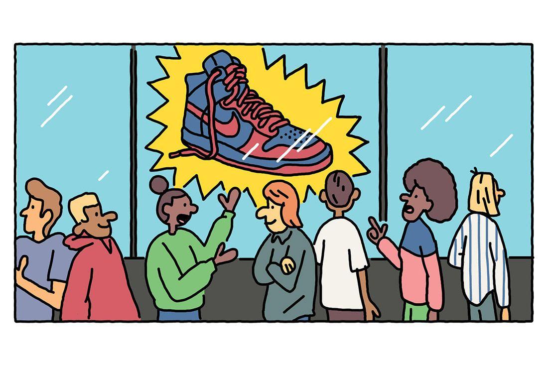 15 Th Annuversary Visual History Nike Sb Dunk 12