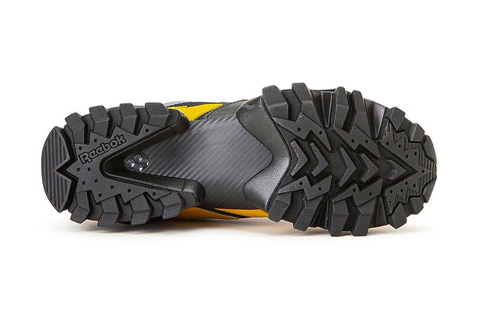Pyer Moss Reebok Experiment 4 Trail Fury Eh1207 Release Date Outsole