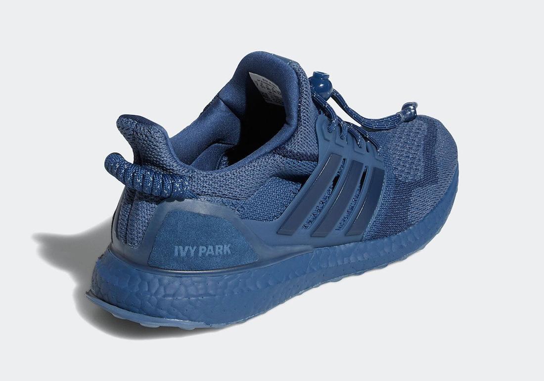 Ivy Park x adidas UltraBOOST Navy GW8682