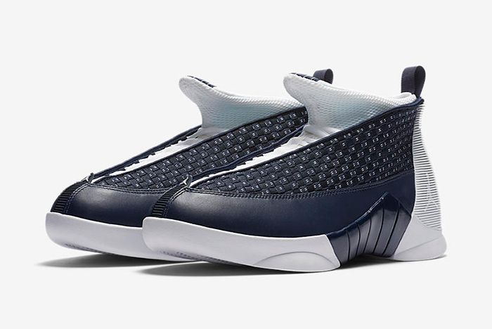 Air Jordan 15 Obsidian7