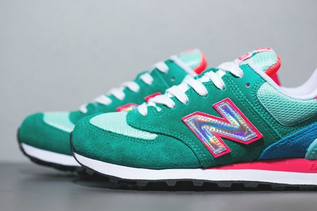 New Balance 574 Hologram Pack 4
