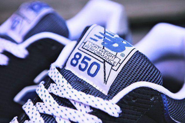 New Balance 580 Blue Navy 2