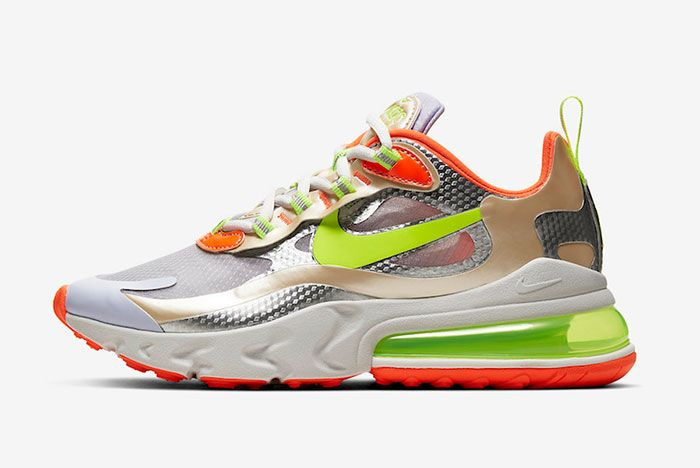 Nike Air Max 270 React Zesty Left