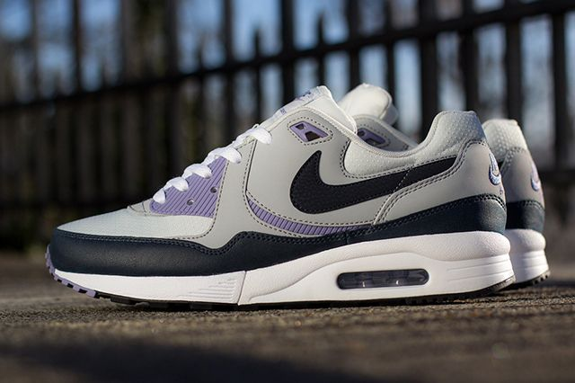 Nike Air Max Light Violet Grey 3