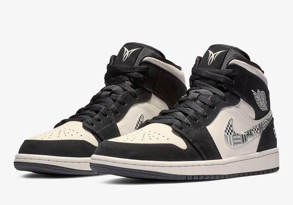 Air Jordan 1 Mid Equality 2019 852542 010 4