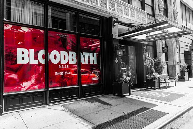 ' Bloodbath' Nyc Pop Up Shop Release Details3