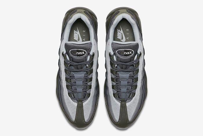 Nike Air Max 95 Cargo Khaki 4