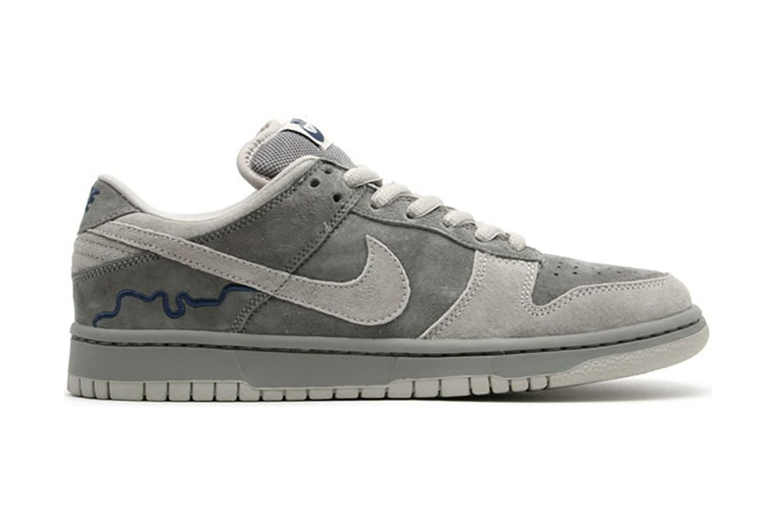 Nike Sb Dunk Low London 308269 111 Lateral