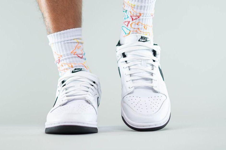 Nike Dunk Low White/Black