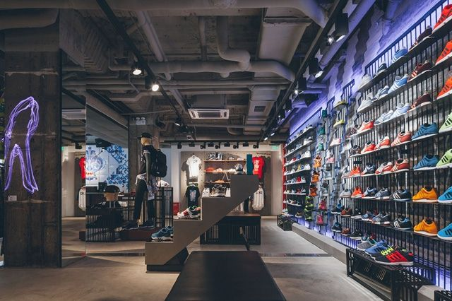 Adidas Original Shanghai Flagship Store Opening 3