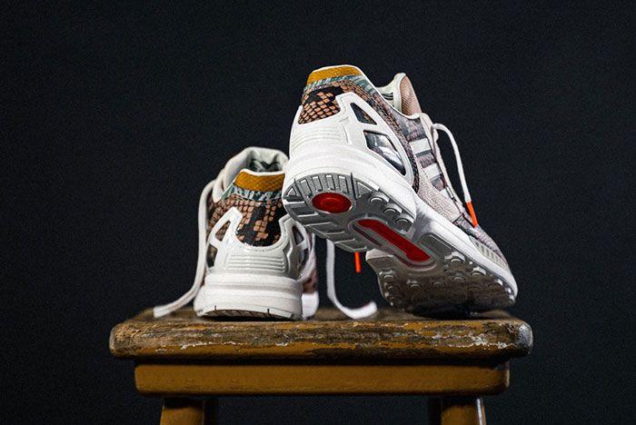 Adidas Zx 8000 Lethal Nights Pack Brown Fw2154 Heel Shot